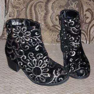 Girl's Embellished Boots